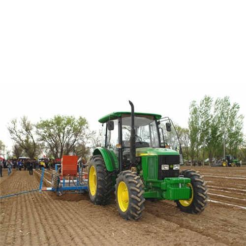 黄海农场播种
