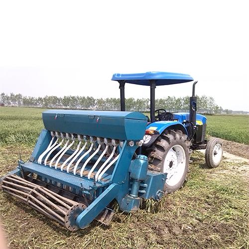 旋耕施肥播种机