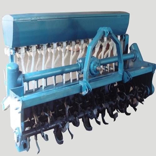 旋耕播种施肥一体机